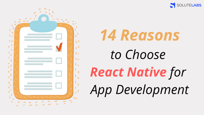 14 Reasons to Choose React Native for App Development